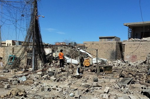 Iraks Armee erobert Falludscha zurück