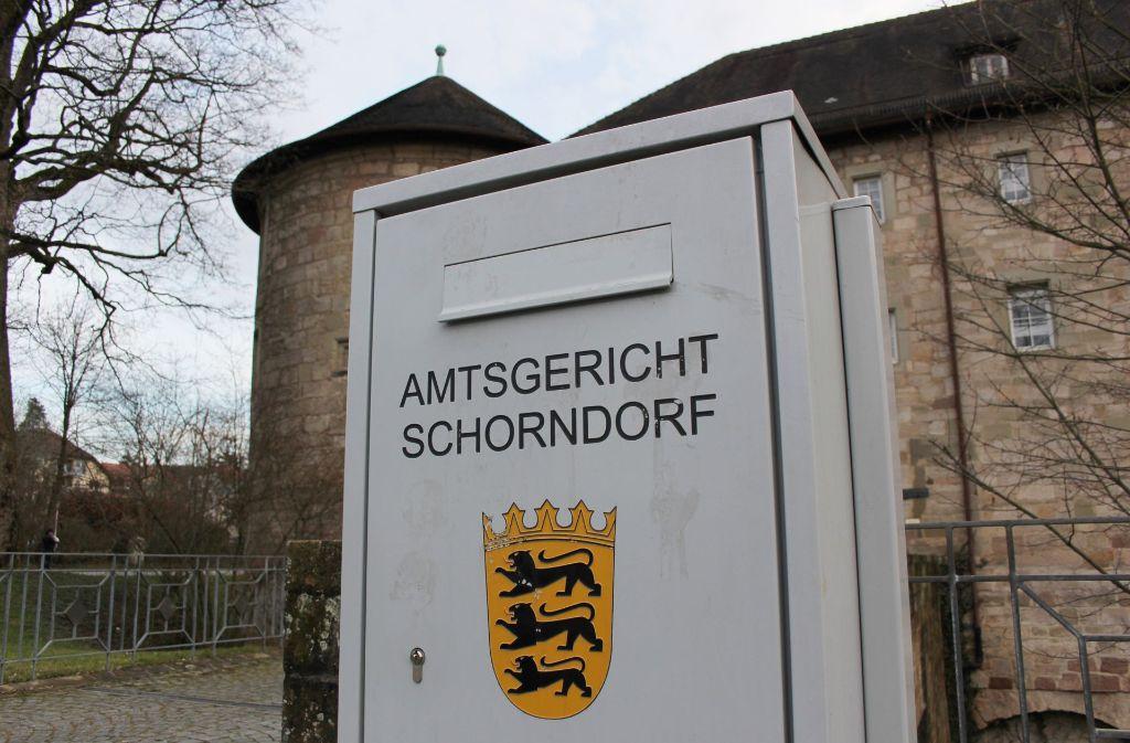 Gerichtsverhandlung In Schorndorf Verdorbene Lebensmittel Im