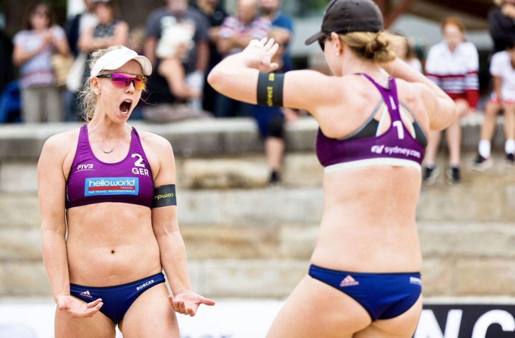 Beachvolleyball Damen