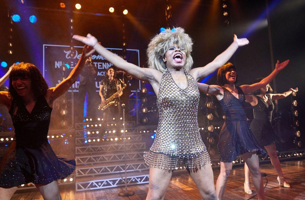 Tina Turner Musical Köln 2021