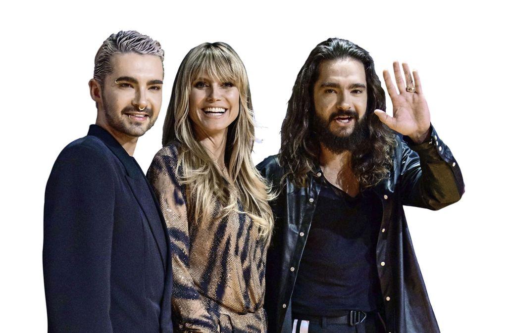 Tokio Hotel In Stuttgart Nur Das Tun Worauf Wir Bock Haben