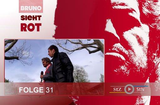 Bruno sieht rot: Talk mit Tobi Rathgeb