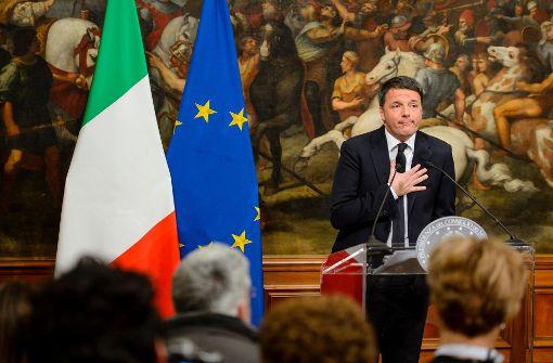Wer Renzis Nachfolger werden könnte