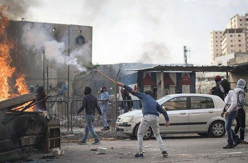 Neue Anschlagsserie in Jerusalem