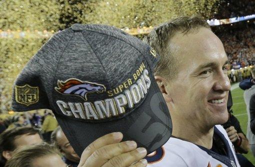 Denver Broncos holen den Titel