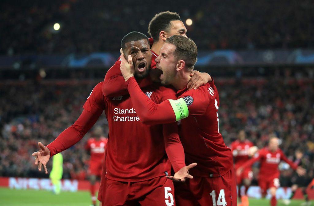 4 0 Gegen Barcelona Klopp Und Liverpool Schaffen Das