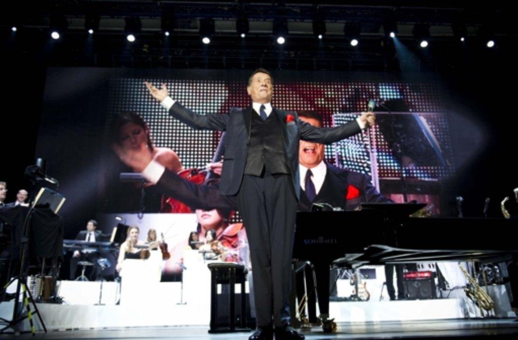 Udo Jürgens Sein Letzter Auftritt In Stuttgart Region Kultur