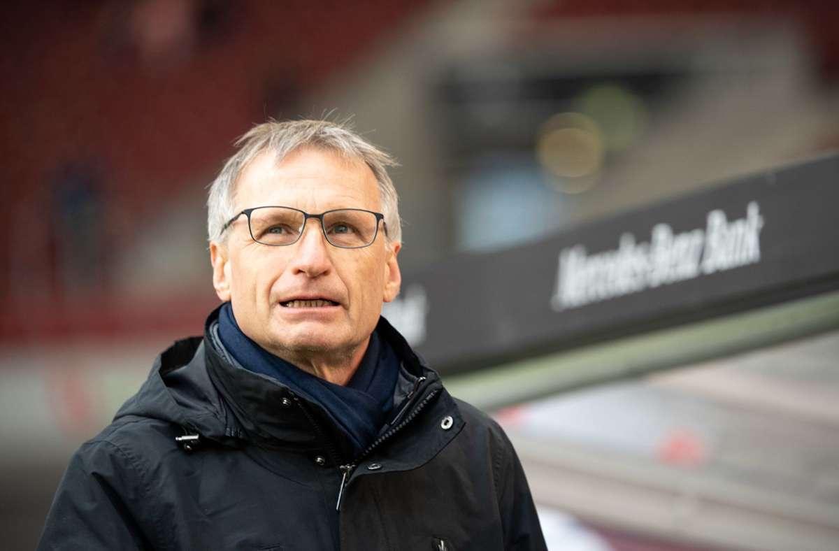 Ex-Sportvorstand des VfB Stuttgart - Michael Reschke arbeitet künftig für Berater-Agentur - Stuttgarter Nachrichten