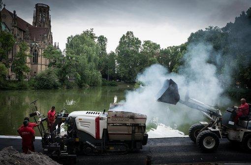 Stuttgart am Wasser