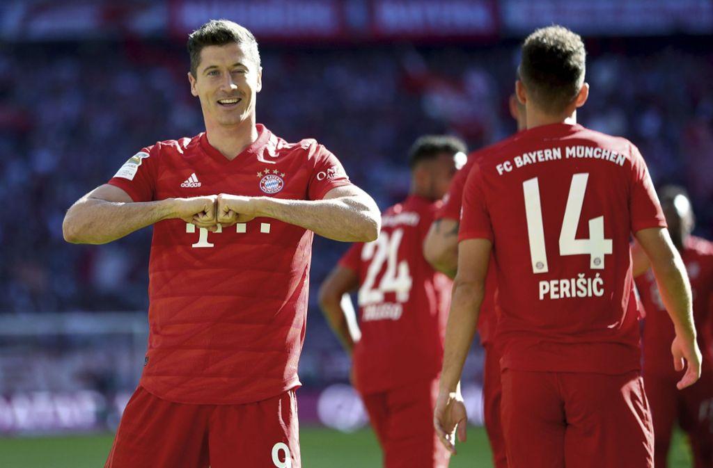 Fussball Bundesliga Das Sind Die Besten Spruche Des Funften