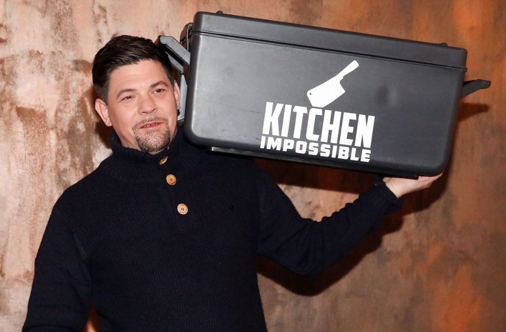 Kitchen Impossible Star Tim Mälzer Kocht Nur Noch Bei Vox