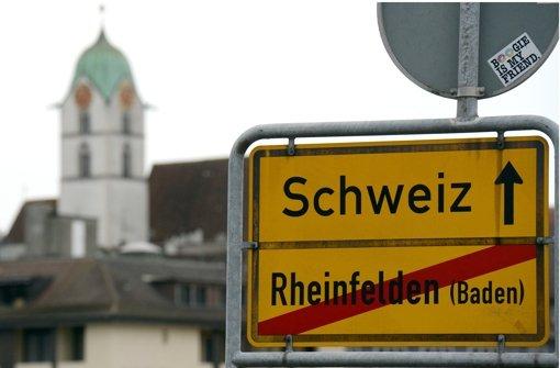 Die Schweiz begrenzt die Zuwanderung aus der EU Foto: dpa