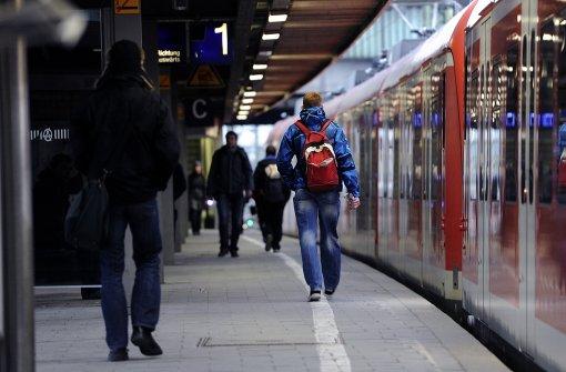 S-Bahn hält nicht in Feuerbach