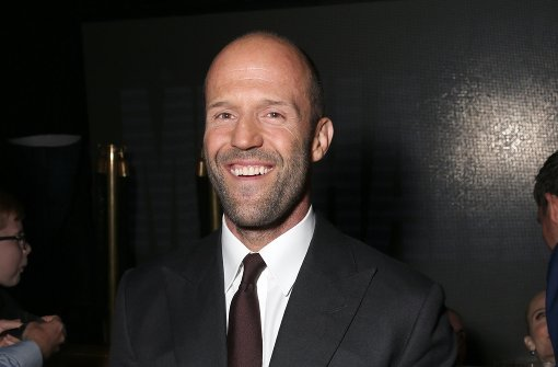 Jason Stathams Anzug für alle Fälle