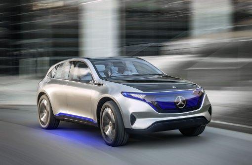 Daimler enthüllt seine Elektro-Strategie