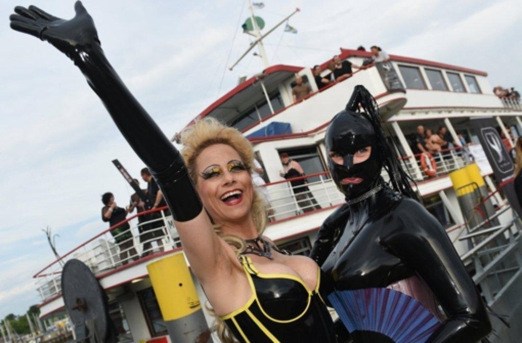 Bodensee-Schifffahrt: Sexpartys sind künftig tabu - Baden