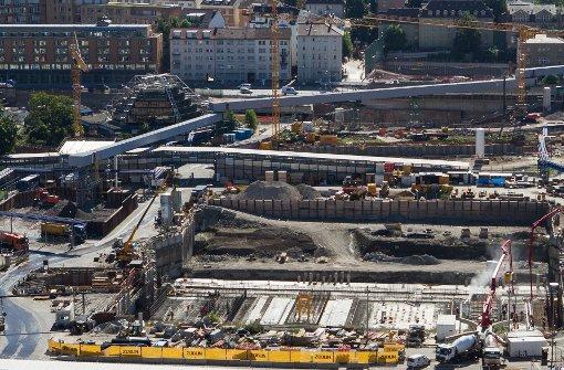 Angst vor Verjährung: Bahn verklagt S-21-Partner