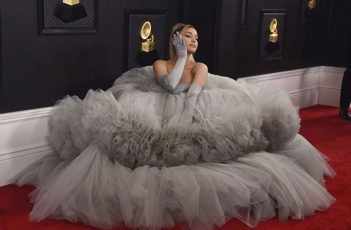 Ariana Grande. Photo: dpa/Jordan Strauss