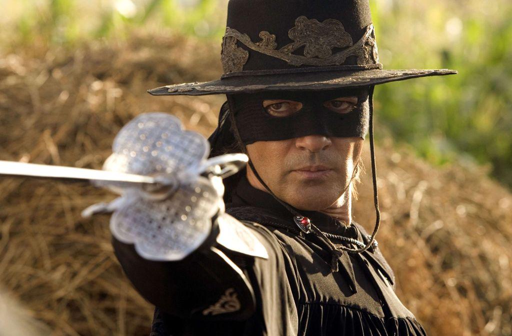 Zorro Gespielt Von