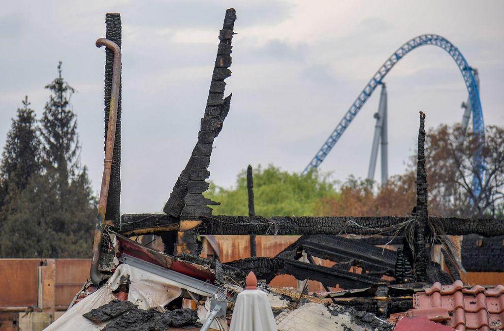 Brand Im Europa Park In Rust Die Wichtigsten Fragen Und Antworten