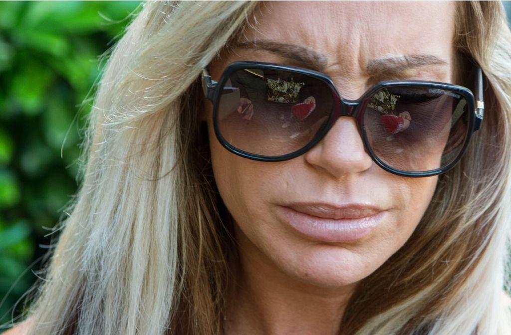 Prozess Strafanzeigen Gegen Model Gina Lisa Lohfink Panorama