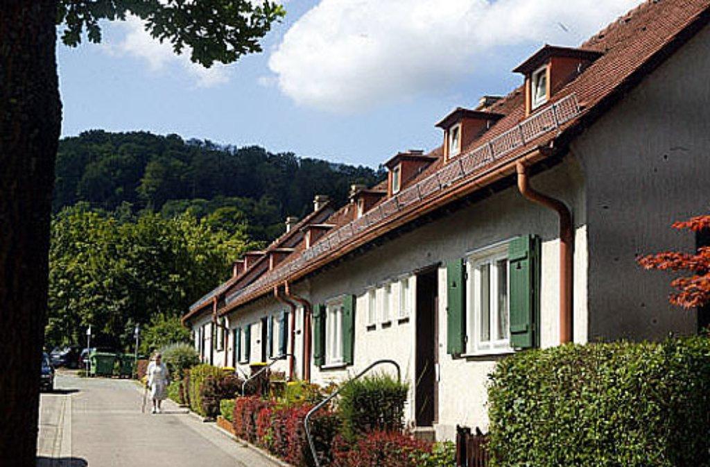 So wohnt Stuttgart III Das Eiernest nur was für