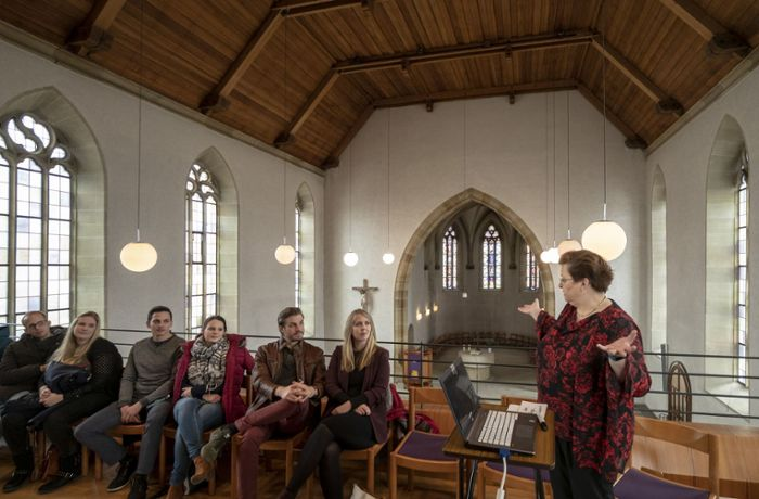 Wedding-Workshop in Böblinger Stadtkirche: Heiraten will gelernt sein