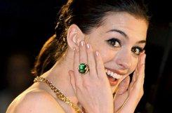 Privat wie beruflich - es läuft rund für Anne Hathaway. Am 12. November feiert die US-amerikanische Schauspielerin ihren 30. Geburtstag. Foto: dpa