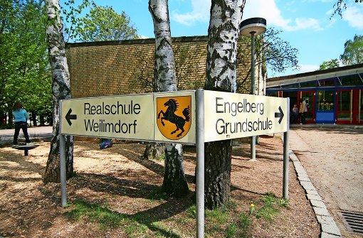 Die Engelbergschule soll nach Giebel