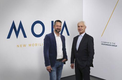 Mit Moia zum führenden Mobilitätsanbieter