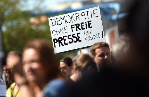 """""""Unter deutschen Journalisten herrscht große Verunsicherung"""""""