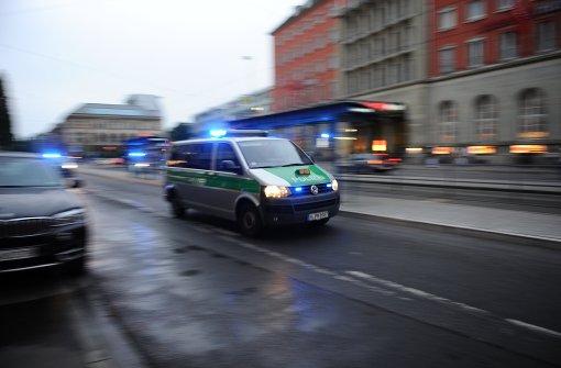 Polizei erhöht Präsenz in Stuttgart