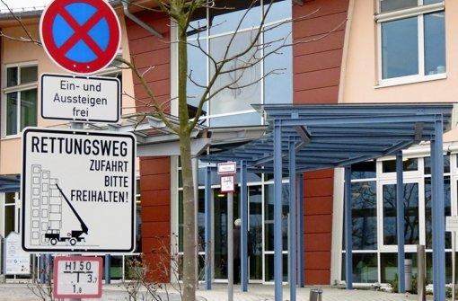 Welche Rolle spielt die Filderklinik bei der geplanten Fusion? Foto: Archiv Otto-H. Häusser