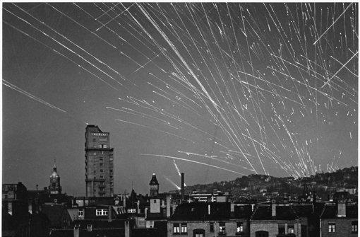 Die Nacht, als das alte Stuttgart unterging