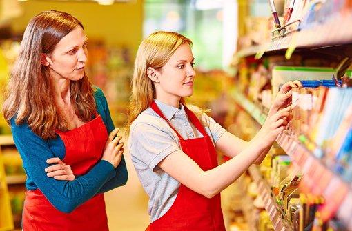 Der Kaufmann im Einzelhandel