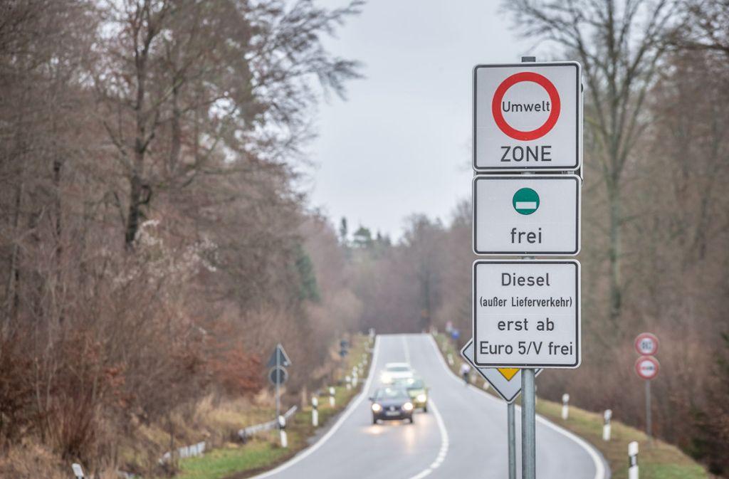 Fahrverbot Stuttgart Karte.Dieselfahrverbote In Stuttgart Kurze Antworten Auf Die Wichtigsten