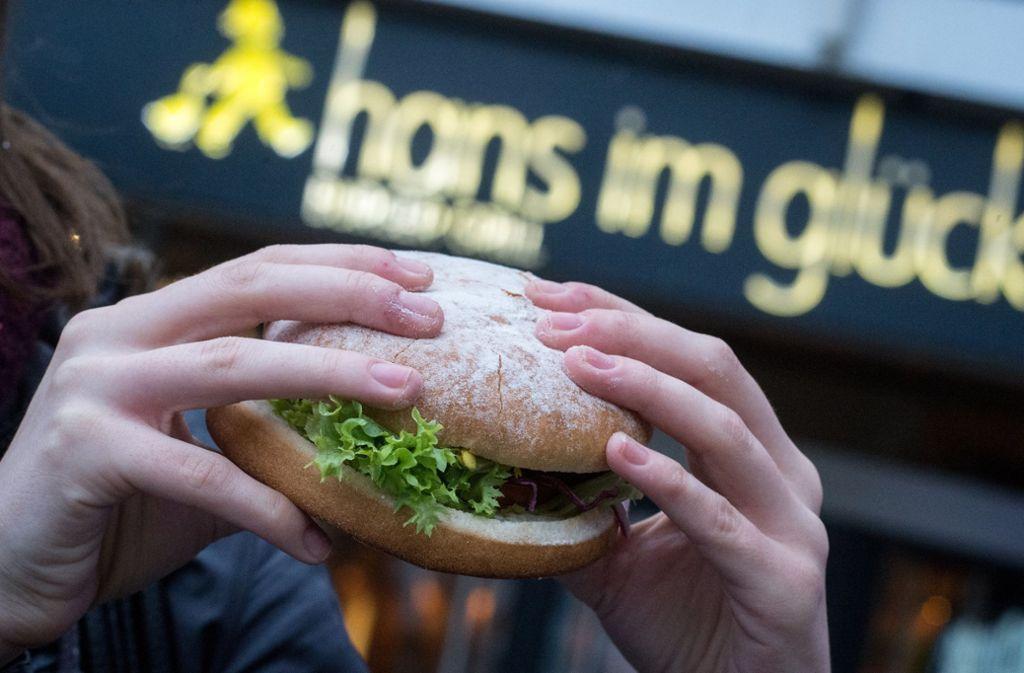 Burgerkette Hans im Glück steht offenbar vor dem Verkauf