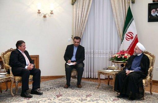 Noch kein Wandel durch Handel im Iran