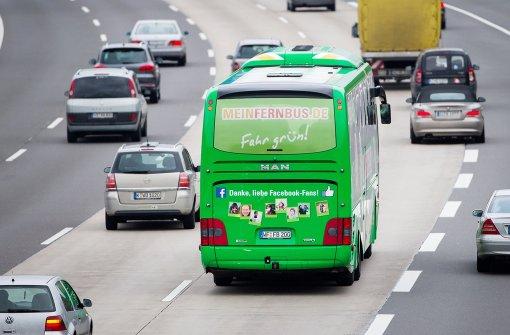 Harte Bewährungsprobe für Fernbusse