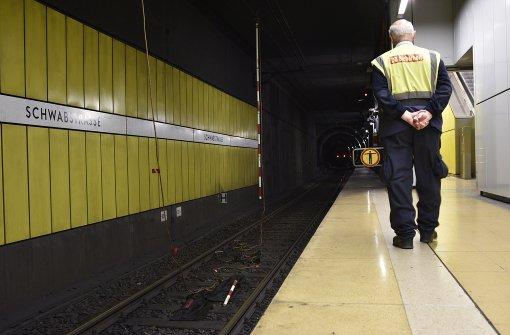 S-Bahn gleich Stehbahn