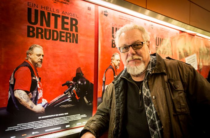 Hell's Angels: Rocker feiern Filmpremiere