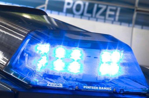 Betrunken Polizeistreife angefahren