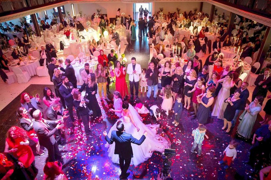 Hochzeit Auf Türkisch Groß Glamourös Und Anders