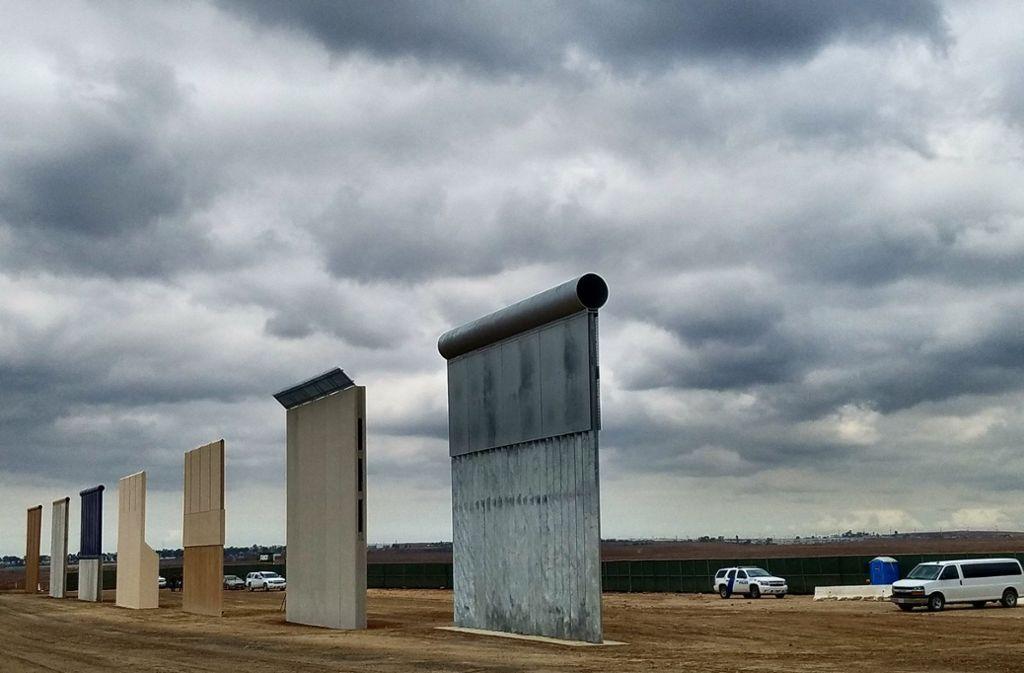 Trump Mexiko Mauer