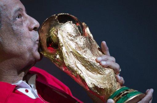 Weltmeister Carlos Alberto gestorben