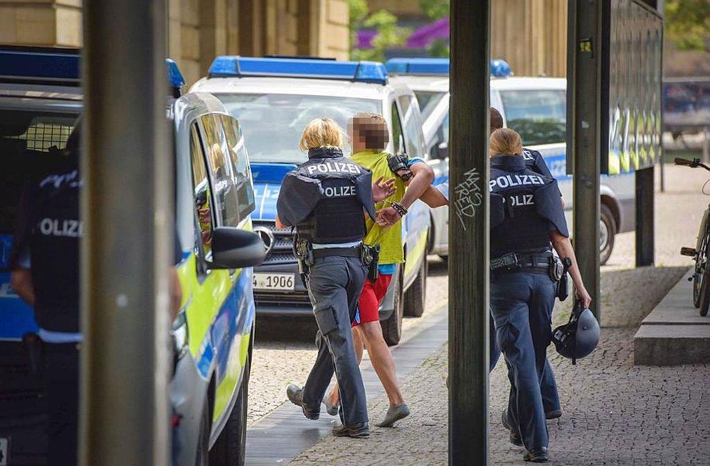 Polizeiberichtstuttgart