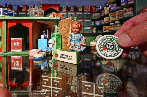 Weihnachtliches Spielzeug von damals