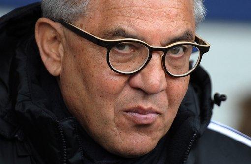 Felix Magath war schon einmal Trainer beim VfB Stuttgart.  Foto: dpa