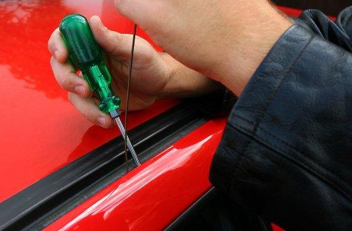 Zahl gestohlener Autos gestiegen