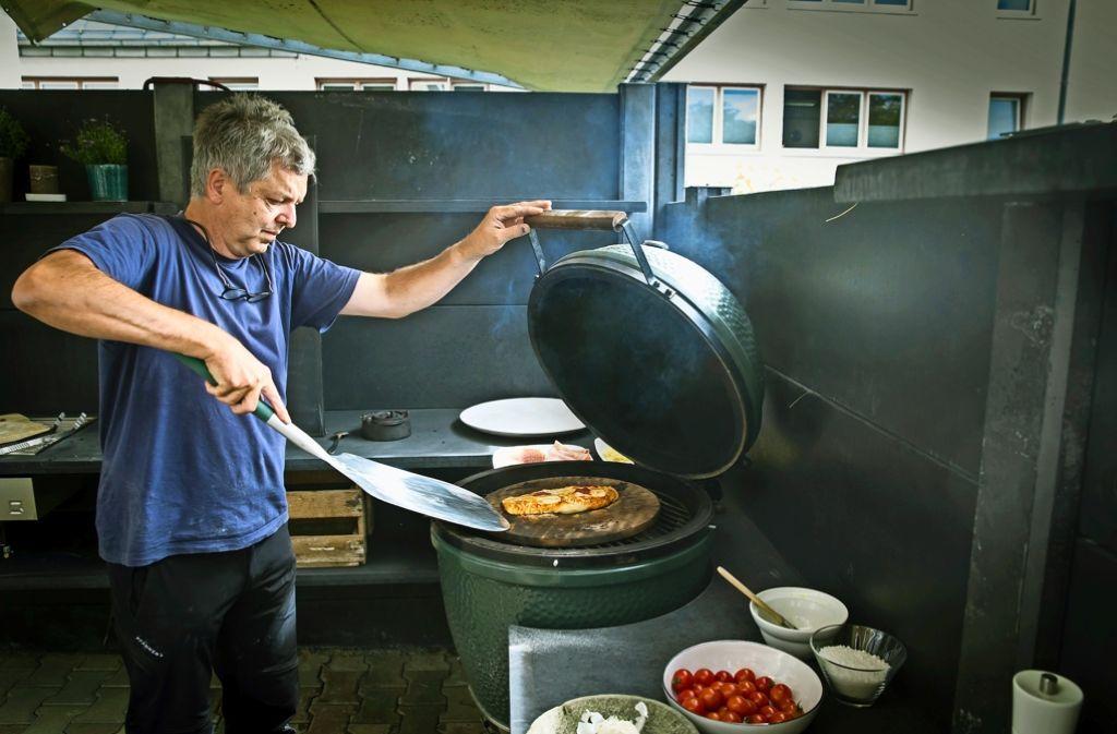 Outdoorküche Gasgrill Reinigen : Outdoorküche als neuer trend die küche zieht raus in den garten